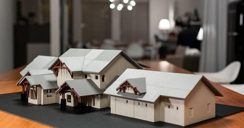 """从""""试验田""""到""""风向标""""——走近世界首例原位3D打印双层示范建筑"""