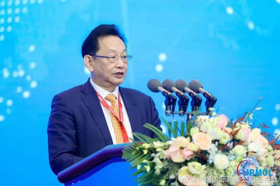 泰国正大集团谢炳:为全球贸易自由化发挥积极作用