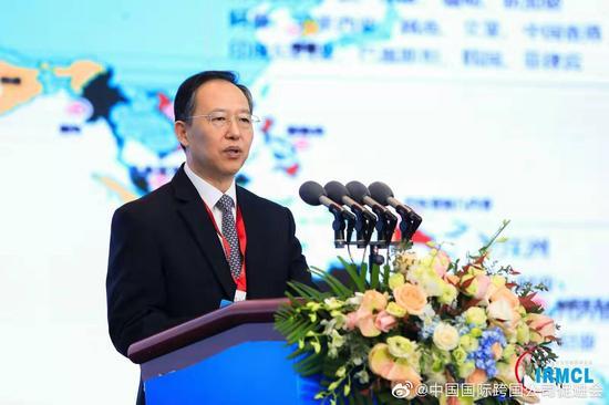 中国海洋石油吕波:为一带一路能源合作贡献中国价值