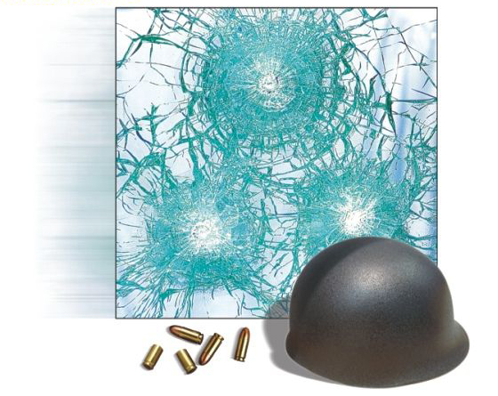 夹层玻璃的品种与性能--【设易空间设计】