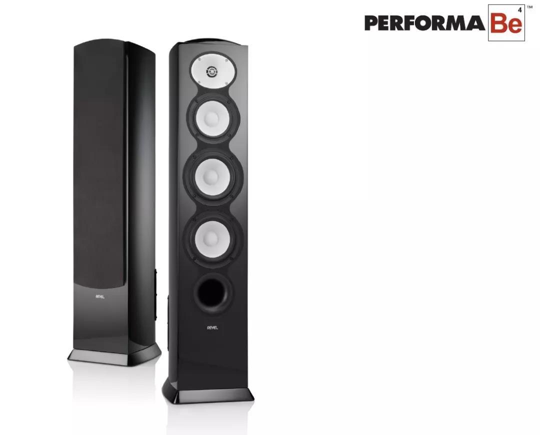 2019广州国际音响唱片展和我们一起欣赏REVEL最新款PerformaBe系列音箱