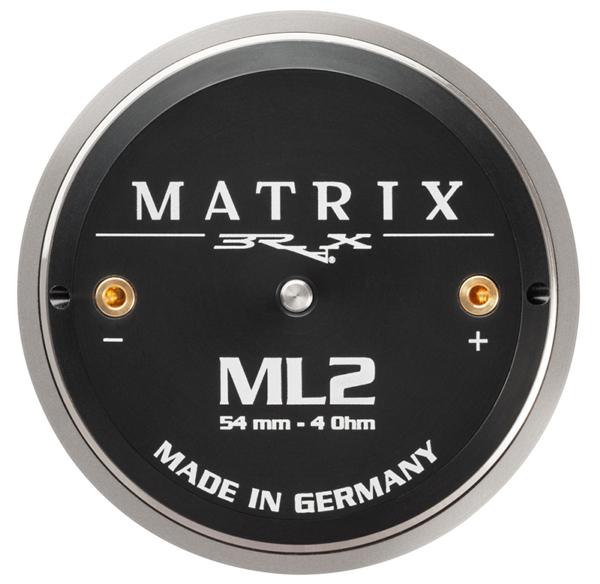 为信仰!唯声音!德国BRAX旗舰喇叭MATRIX三分频