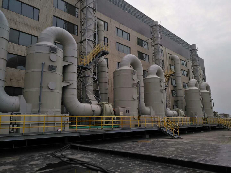 化工厂污水污泥臭气解决方案