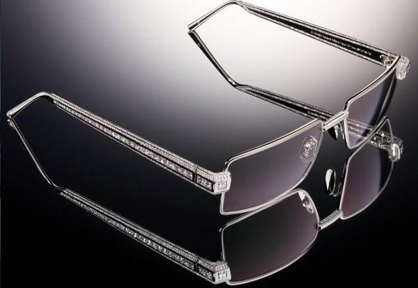 目前最贵的眼镜是什么?他值一套北上广的房子