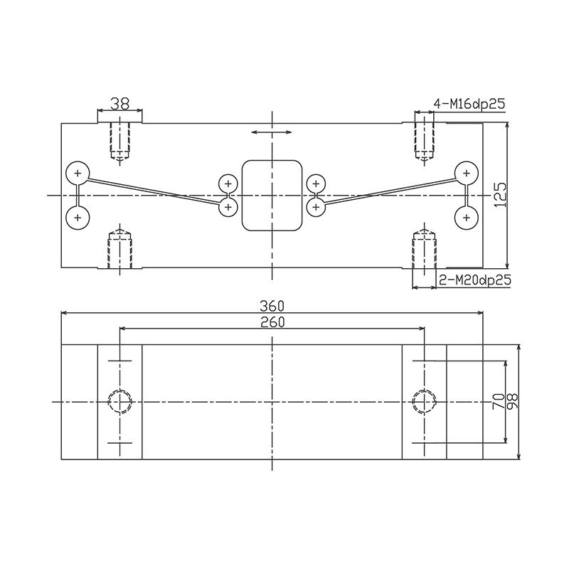 HPB張力傳感器 (型號:HPB)