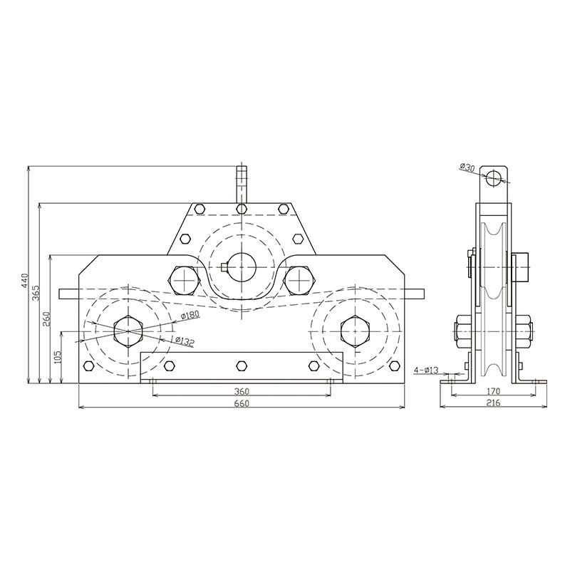 RL张力传感器 (型号:RL)