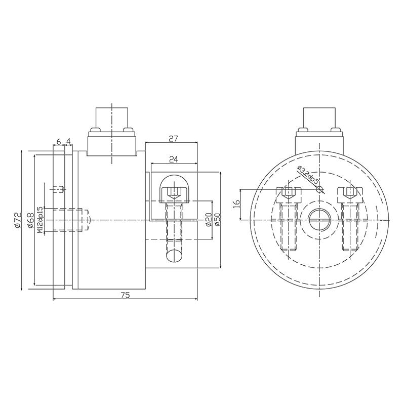WLT張力傳感器 (型號:WLT)