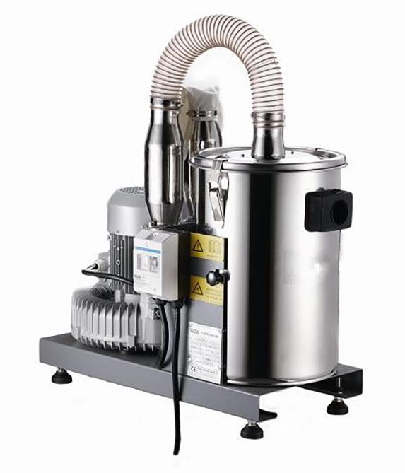风力士高压风机助力工业吸尘器
