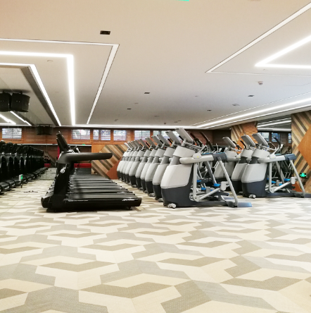 北京三里屯supflt健身会所