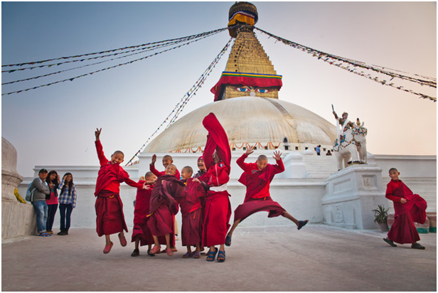 不丹尼泊尔精华8日之旅A