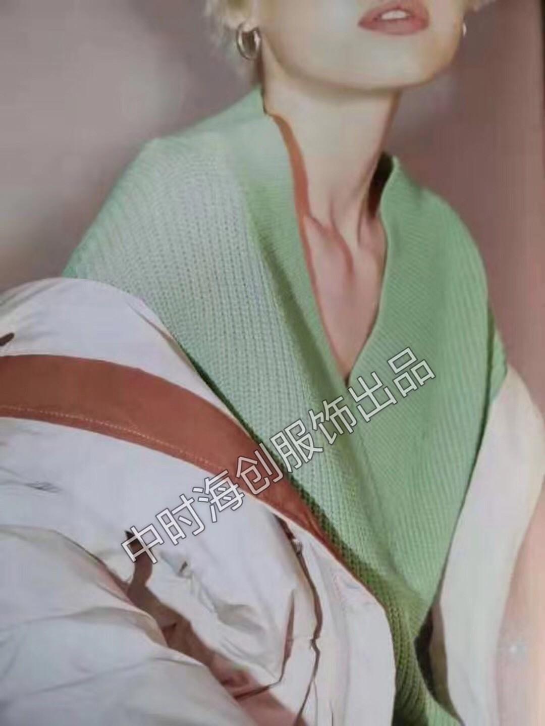 中时海创品牌女装折扣19秋冬【珞玹】系列品牌上新