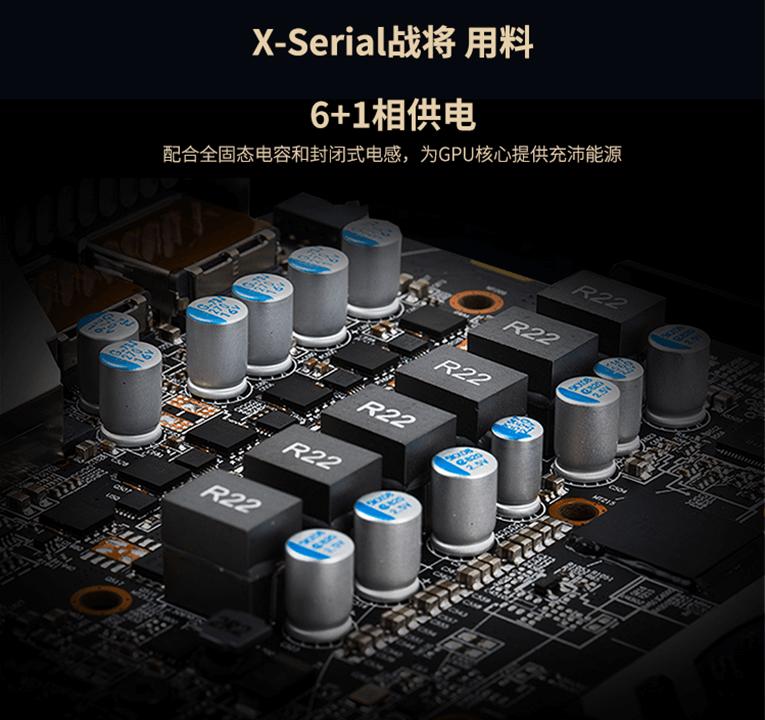 """千元內神卡560XT再添""""戰將"""",迪蘭560XT上線"""