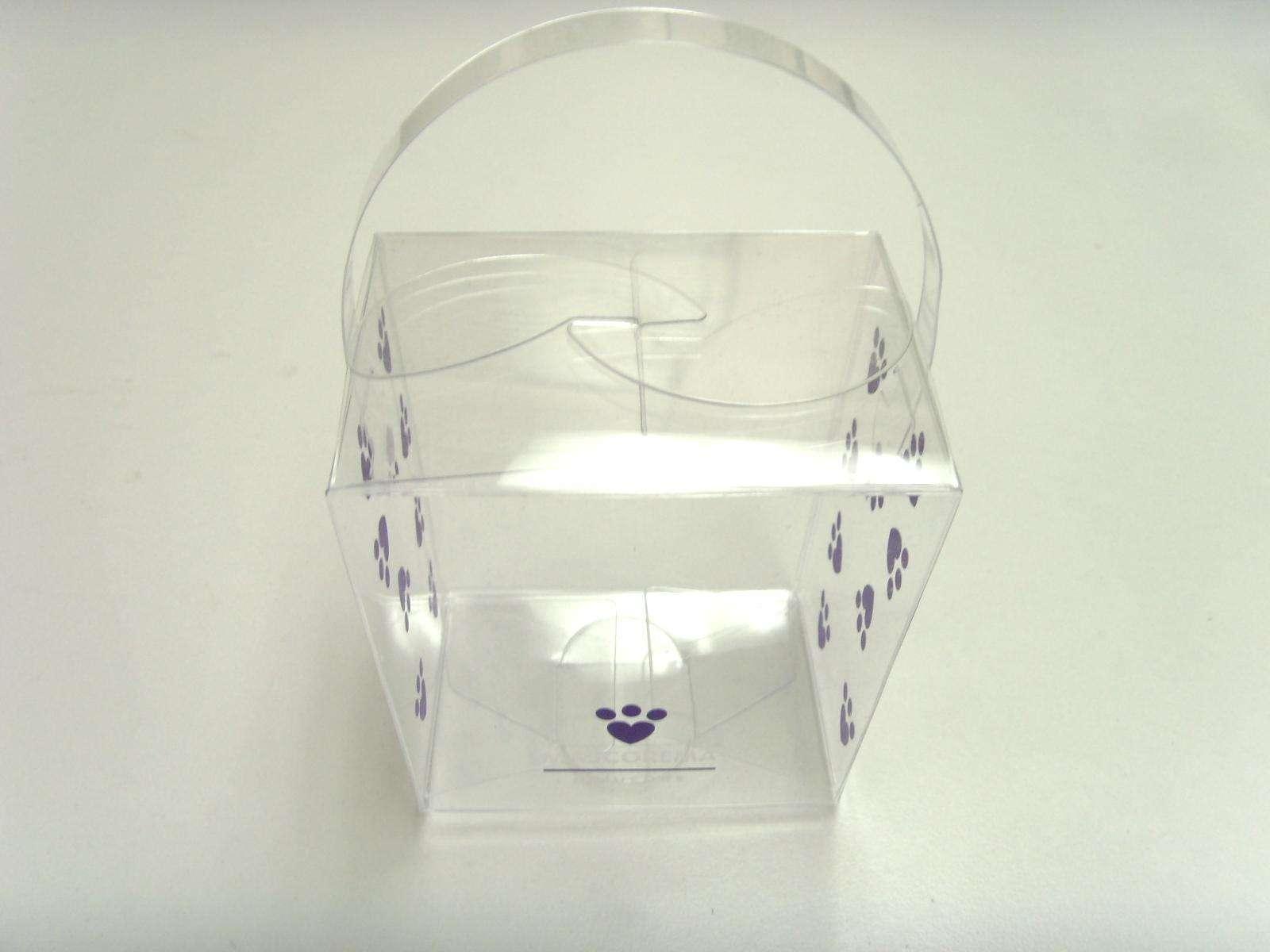 PET胶盒