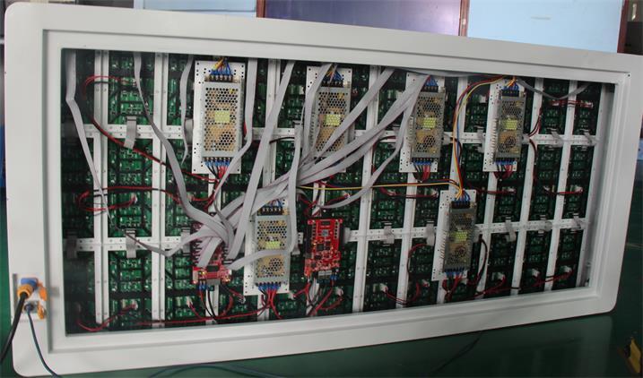 LED户外显示屏的抗静电原理(奥马哈)