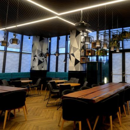 以色列高端咖啡厅