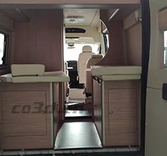 3D scanning of RV interior space
