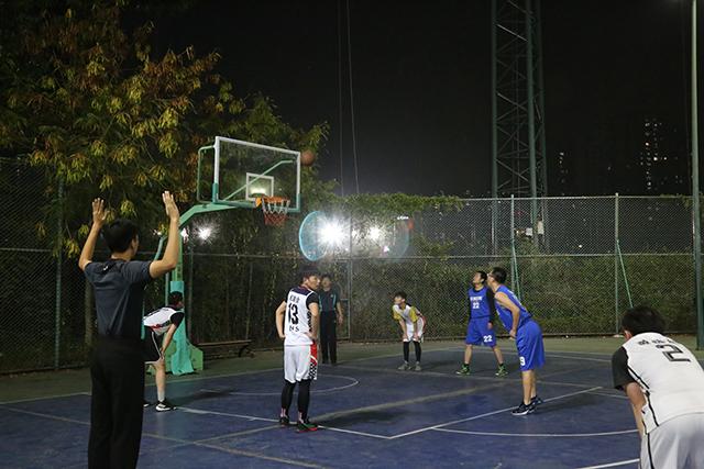 """不负青春不负梦:英迈思勇夺西乡街道""""两新杯""""篮球赛冠军!"""