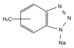甲基苯駢三氮唑 50%鈉鹽