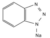 苯駢三氮唑 40%鈉鹽