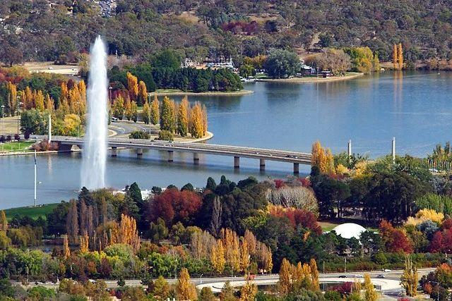澳洲首都也是偏远地区?但偏高就业,高收入的机会缺等着你!