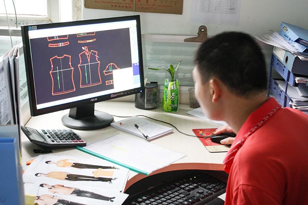 电脑排唛架