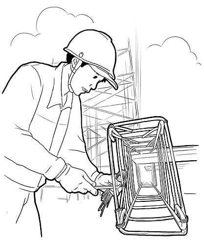 定做建筑施工工作服需要注意的几点?
