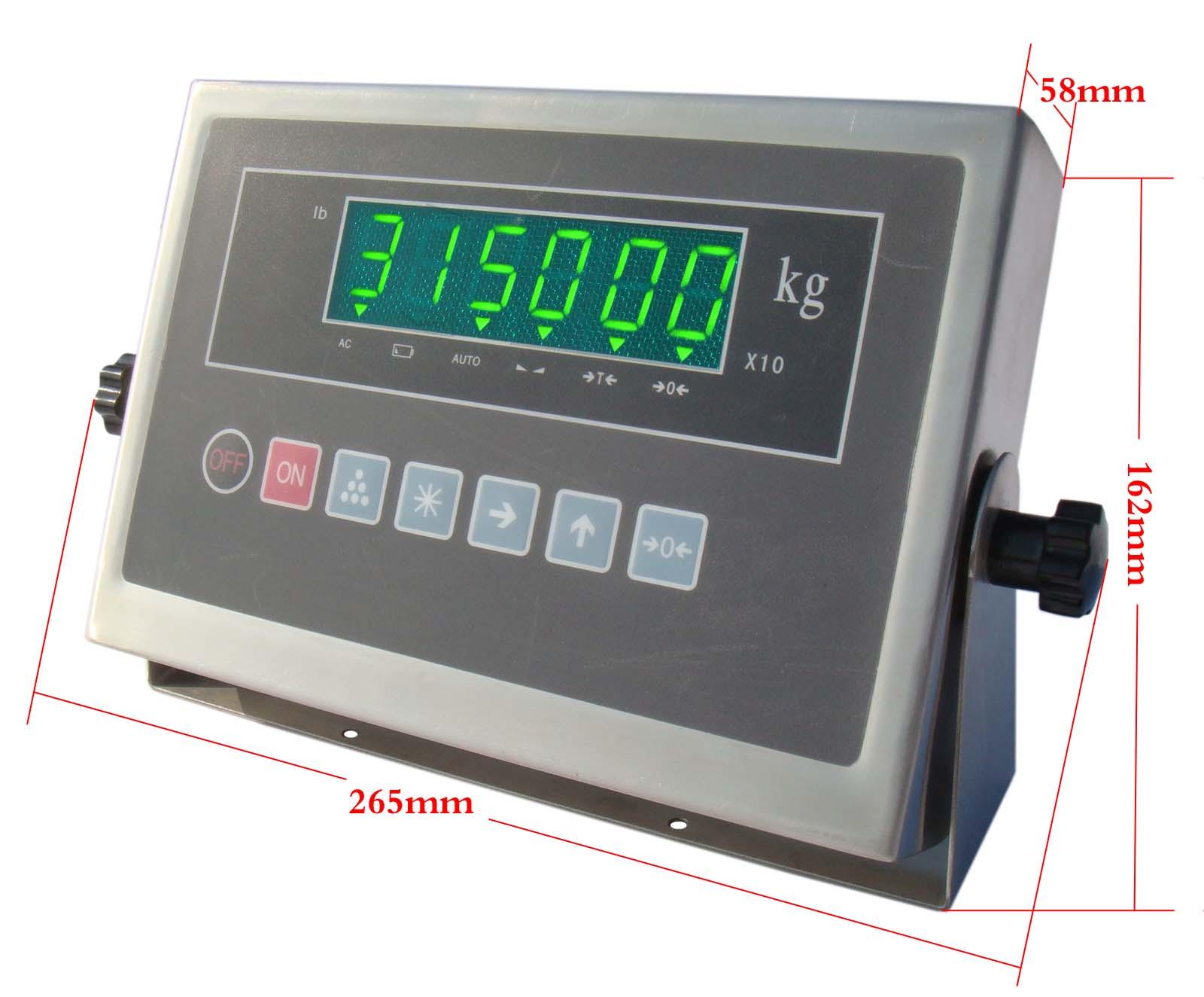 XK315A1GB-5称重仪表 (型号:XK315A1GB-5)
