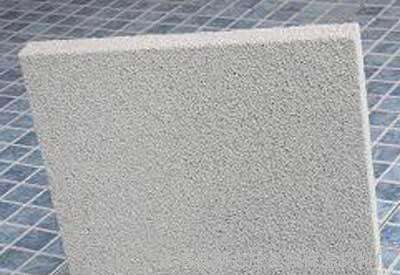 郑州办公室装修设计公司浅谈珍珠岩装饰吸声板