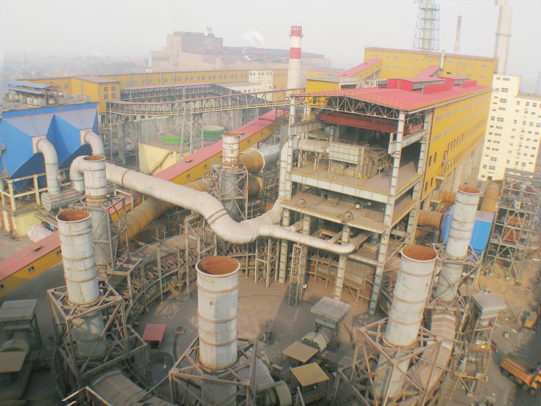 2012河南安阳钢厂3号烧结工程