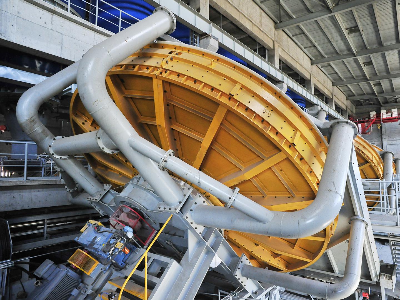 2016内蒙包钢新体系500万吨带式焙烧机球团工程