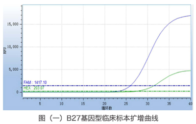 人類 HLA-B27 核酸檢測試劑盒(熒光PCR 法)