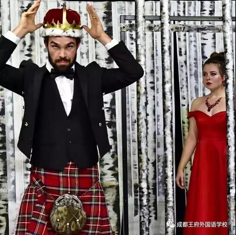英国白马剧社携莎士比亚名剧再登成都王府 好剧不容错过!