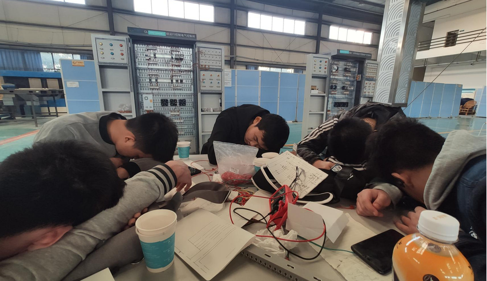 """我校在2019年""""湖北工匠杯""""技能大赛获奖而归"""