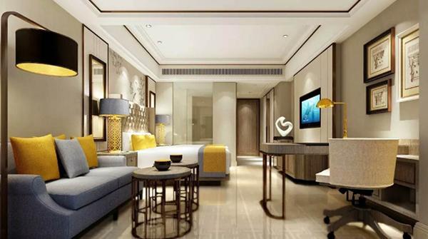 郑州酒店设计公司设计的两大要素