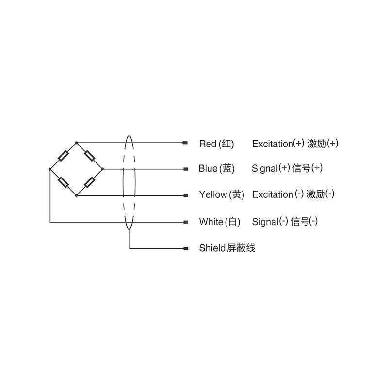 LCD806圆板式称重传感器 (型号:LCD806)