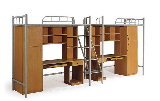 学生宿舍床怎么选购   宿舍床尺寸是多少