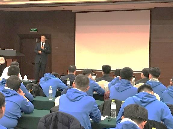 【咨询动态】山东某家电企业质量学院BB特训营项目总结会