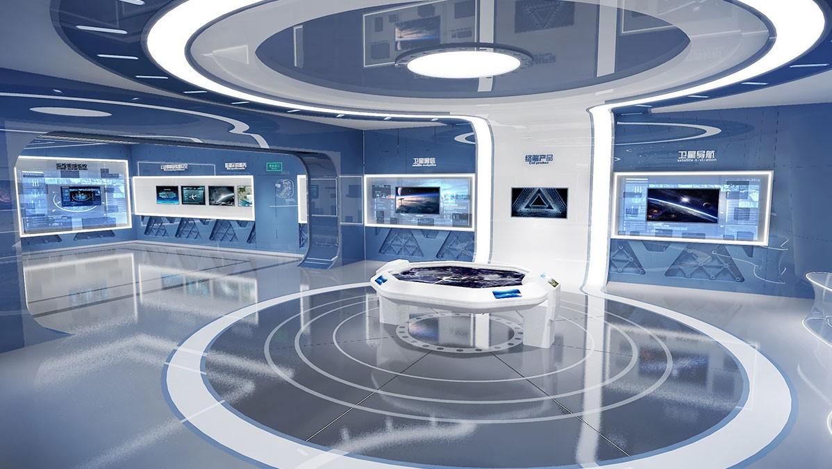 航空五院科技展厅