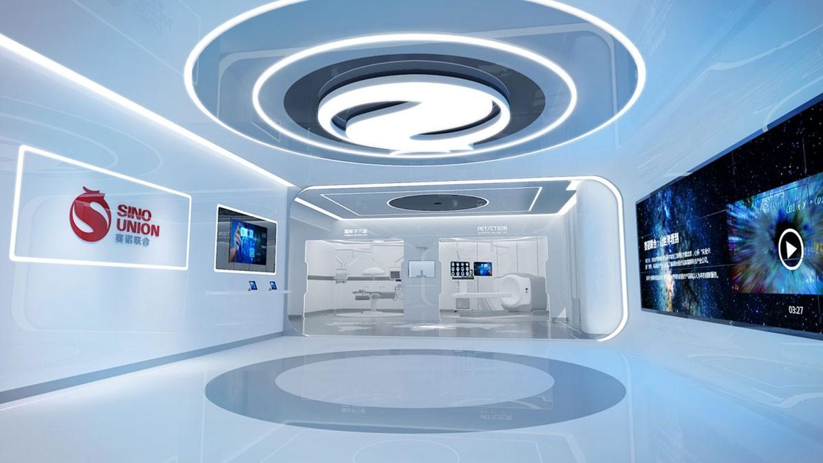 怎样的企业营销型展厅设计值得选择