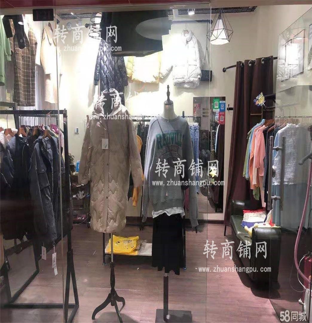 纺织大学商场店铺转让,也可转租