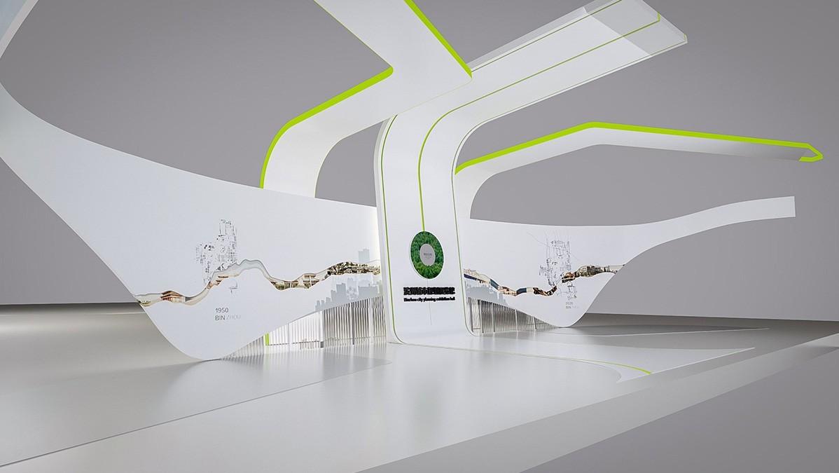 企业展览馆设计展现的空间特性有哪些