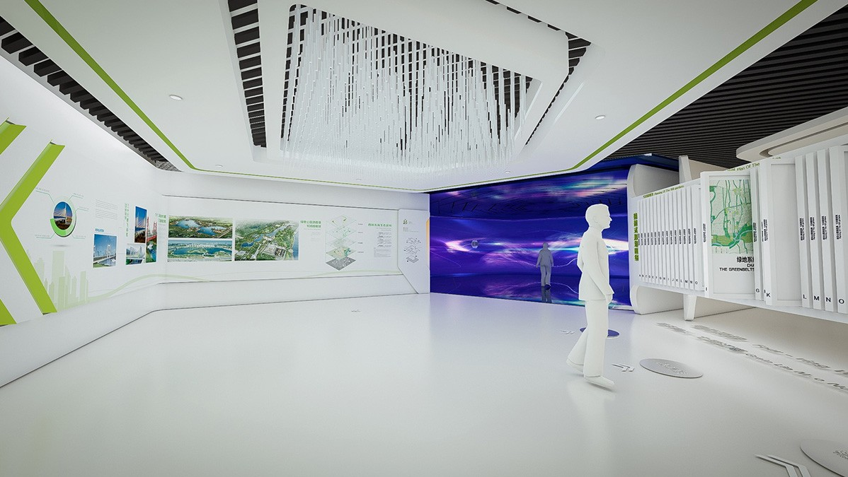 滨州城市规划展览馆