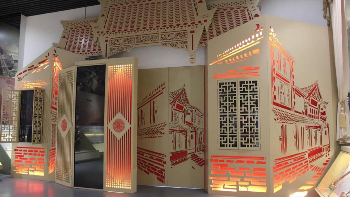 滨州市文化馆—非遗展厅