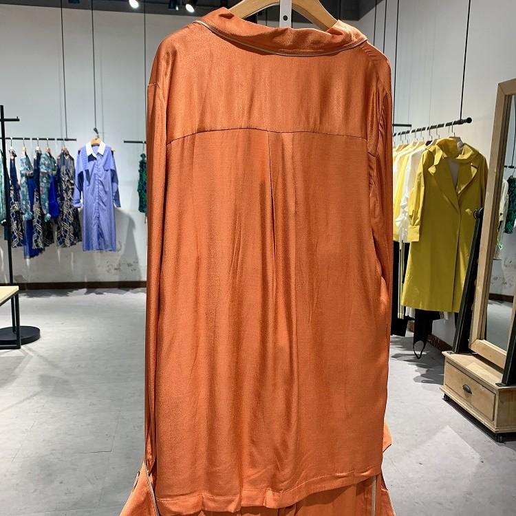 中时海创品牌女装折扣2020春装【熙辰Siastella】系列品牌上新