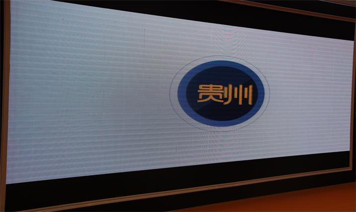 开封市禹洲嘉誉府售楼处LED高清显示屏专用P2.0单元板(奥马哈)