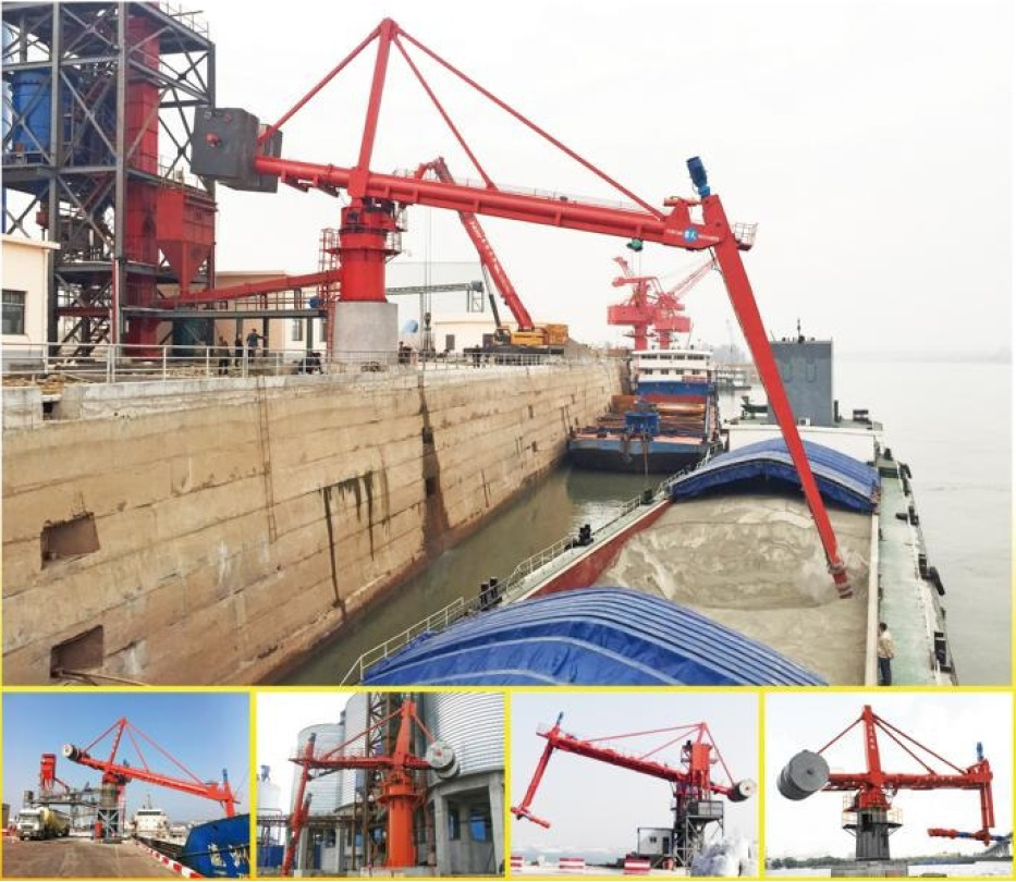 Port And Ship Load / Unload Machinery
