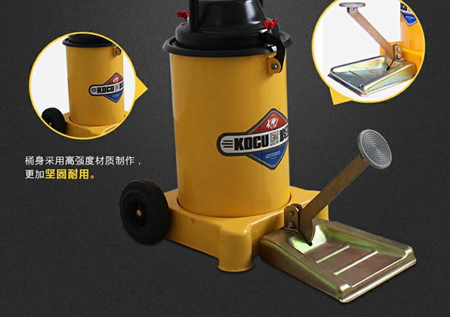 科球GZ-6J脚踏黄油机/脚踩式黄油机