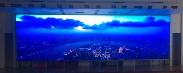奥马哈助力医院行业打造LED显示屏