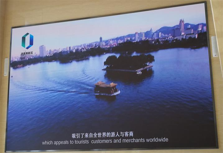 昆明市五华区体育场会议室LED高清显示屏专用P1.5625租赁全彩(奥马哈)