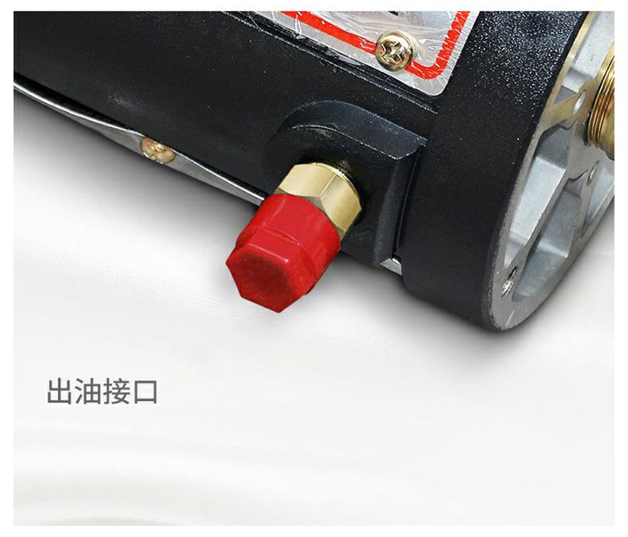 科球GZ-940mm杆长大头泵 200L桶装黄油机打黄油机